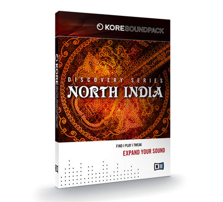 native instruments north india discovery series a kore soundpack capturing the sound of north. Black Bedroom Furniture Sets. Home Design Ideas