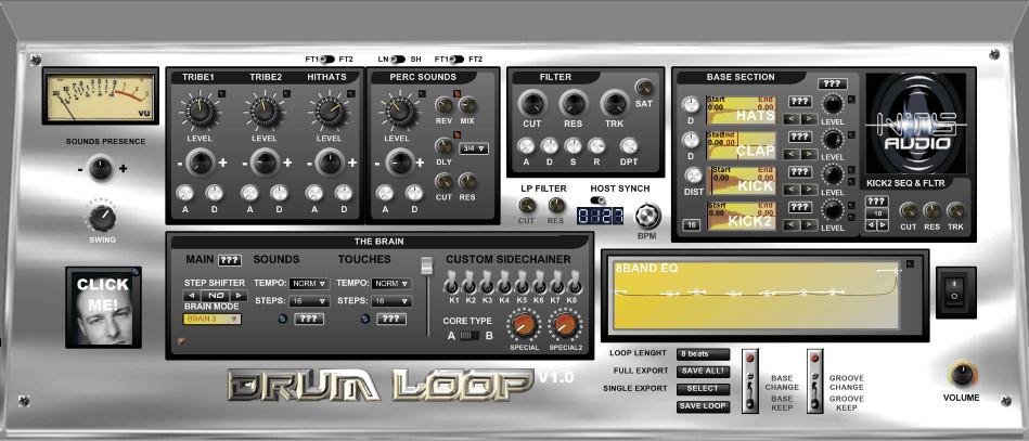 nts audio drum loop v1 2 vst instruments gets some fixes and improvements. Black Bedroom Furniture Sets. Home Design Ideas