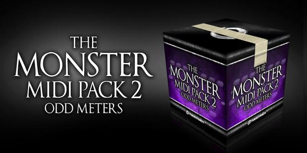 toontrack monster midi pack 2 odd meters 470 progressive rock midi files. Black Bedroom Furniture Sets. Home Design Ideas