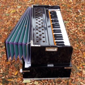 Bolder Sounds Harmonium, a sample library for Kontakt and