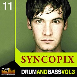 Loopmaster Syncopix - Drum and Bass vol 3