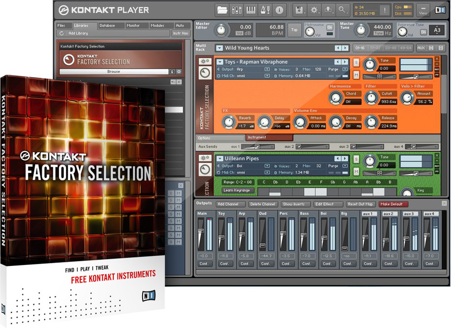 kontakt player torrent