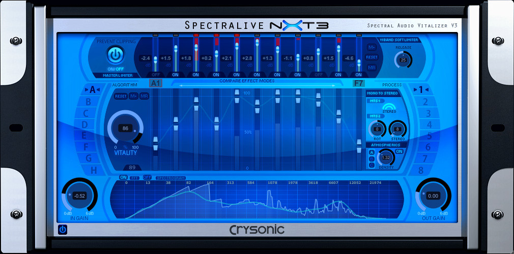 crysonic spectra c2 download
