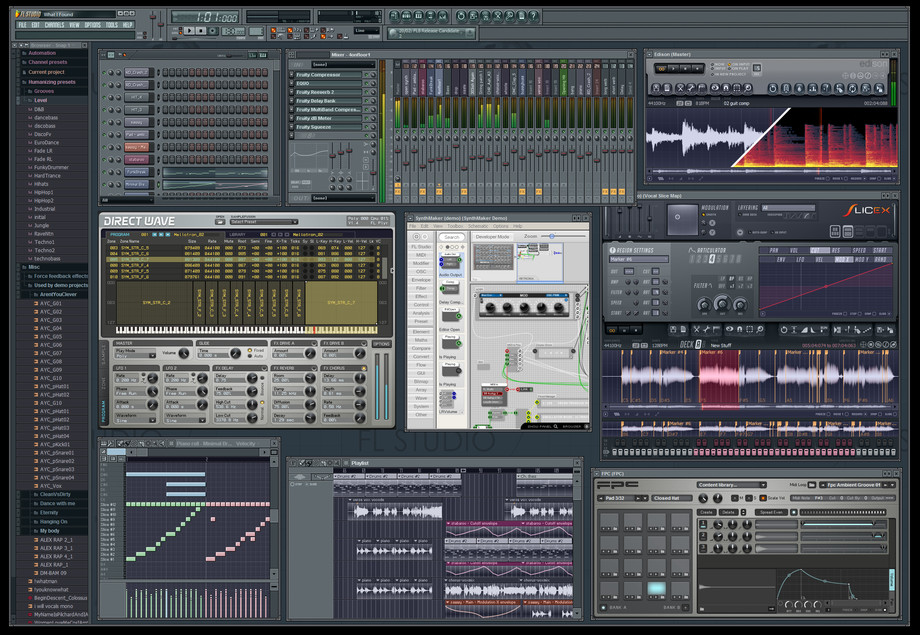 Image-Line FL Studio, digital audio workstation gets VST3 ...