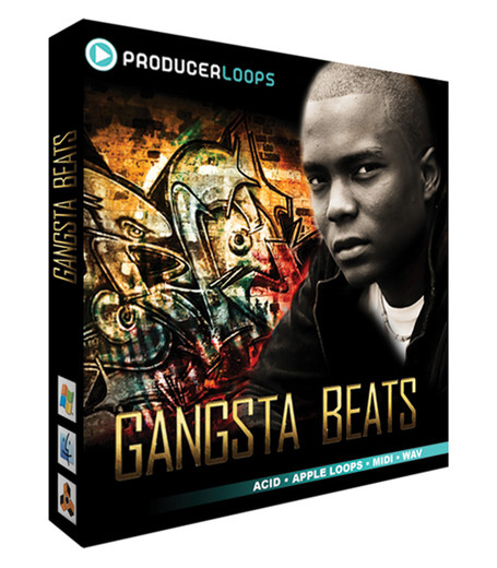 ProducerLoops - Gangsta Beats