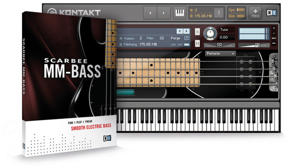 Native Instruments MM-Bass