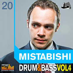 Loopmasters Mistabishi - Drum and bass Vol 4