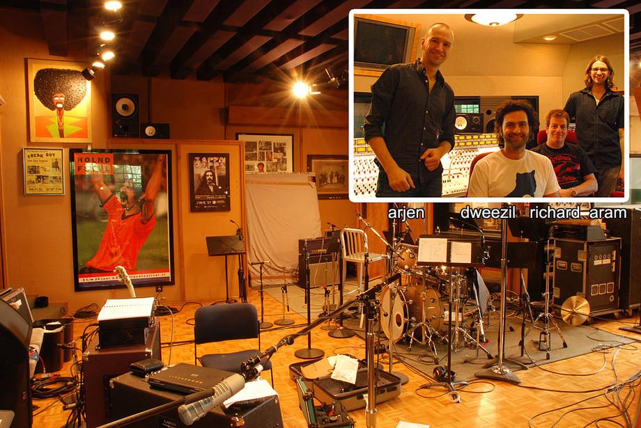 Recording Studio Room Sample Library