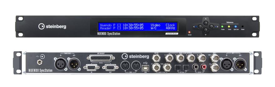 Steinberg Nuendo SyncStation Windows