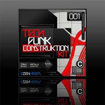 Zenhiser ultra 80s drum beats and tech funk construktion for Zenhiser classic house drum sounds