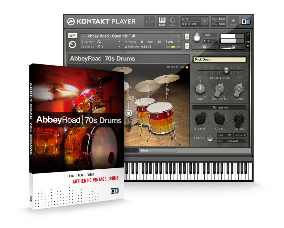 Abbey Road Drums Торрент