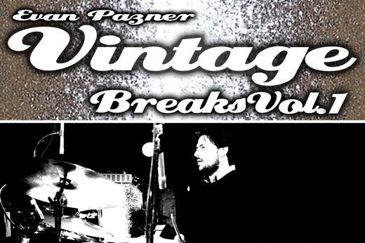 Evan Pazner's Vintage Breaks Vol.1 (Loopmasters/Industrial Strength Records)