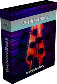 Wavesfactory Waves Direct Bass