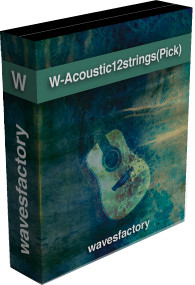 Wavesfactory Acoustic 12 Strings (Pick)