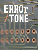 Tone Manufacture Error Tone