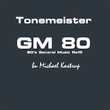 Michael Kastrup Tonemeister GM 80