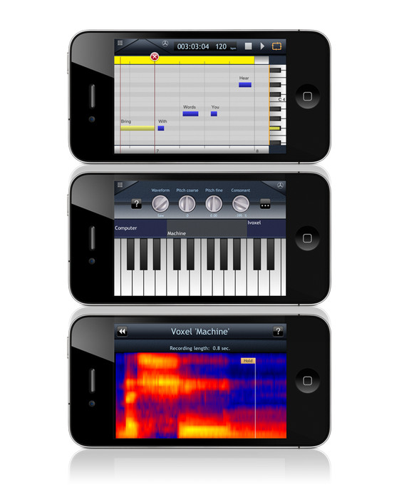 Virsyn Ivoxel Vocoder App For Ios Available To Purchase Now