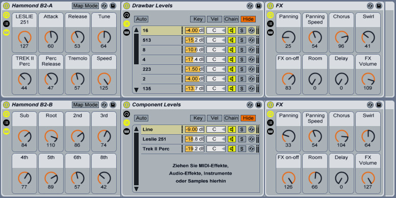 how to add pack to ableton live