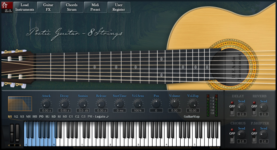 Dorable Virtual Guitar Chords Composition - Basic Guitar Chords For ...