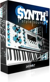 Diginoiz - Synth Style Sounds (Wav,Rex,Aiff,Refill)