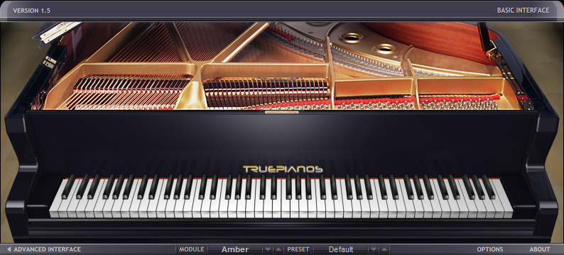 4Front TruePianos, virtual piano gets Mac 64-bit AU support