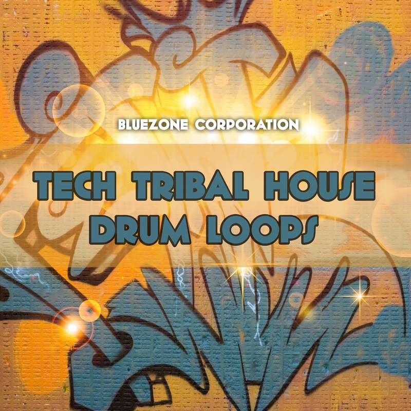 Bluezone corporation tech tribal house drum loops tribal for Latest tribal house music