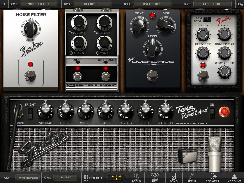 Iphone Guitar Recording App