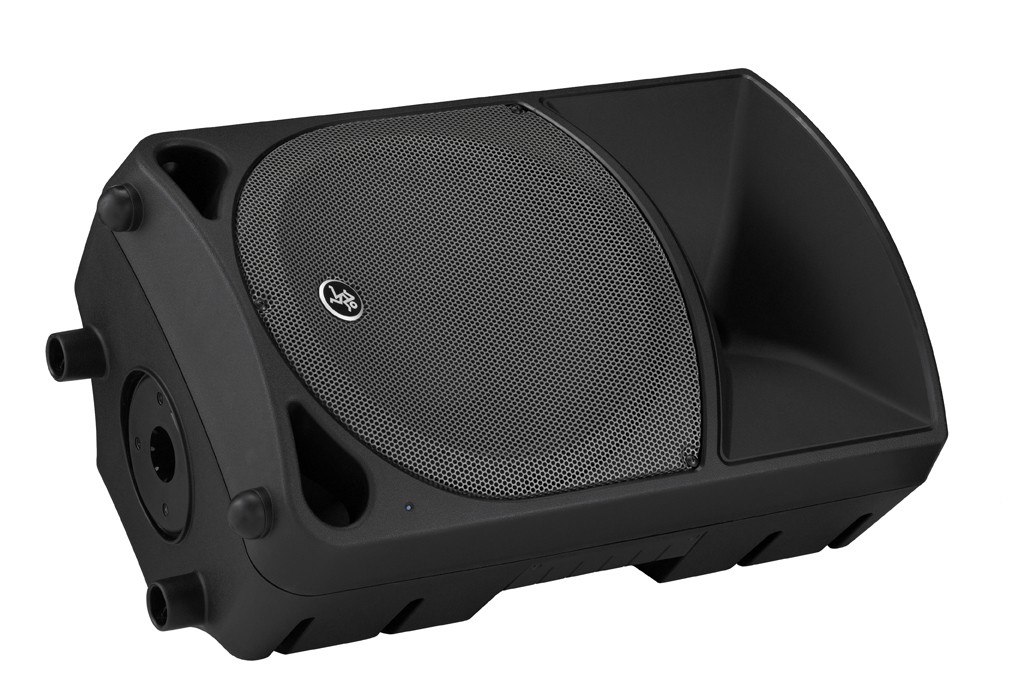 mackie thump th 12a ultra compact powered loudspeakers. Black Bedroom Furniture Sets. Home Design Ideas