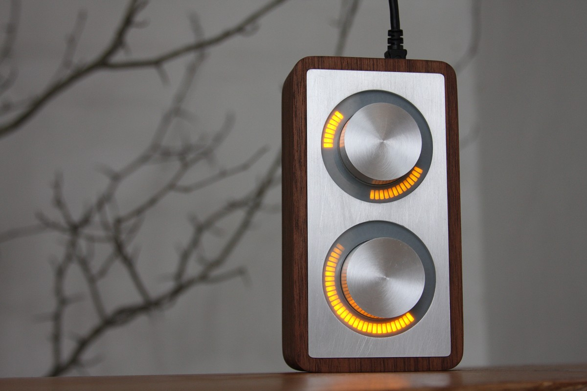 monome arc controller with rotary encoders. Black Bedroom Furniture Sets. Home Design Ideas