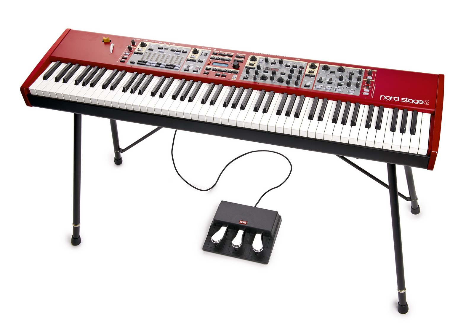 nord stage 2 series new flagship instrument line announced. Black Bedroom Furniture Sets. Home Design Ideas