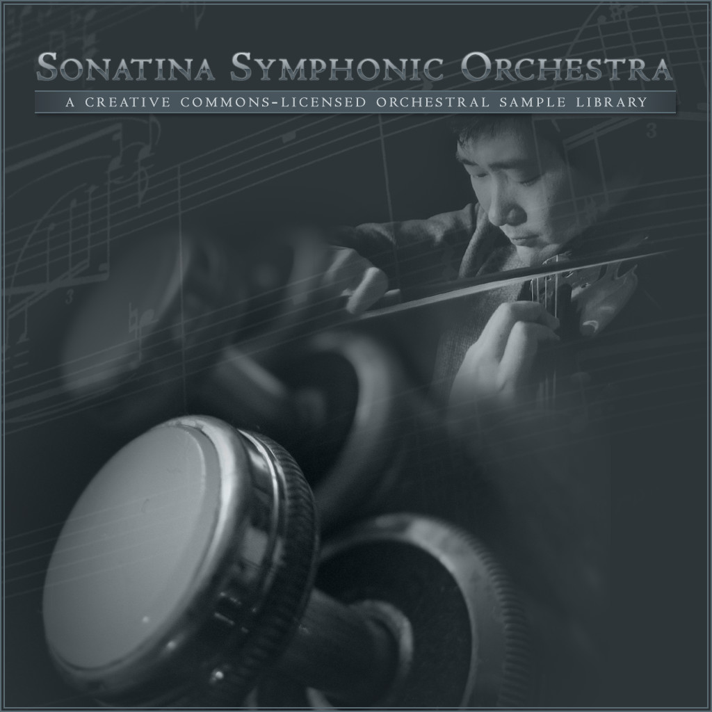 Sonatina Symphonic Orchestra, free orchestral sample library in sfz