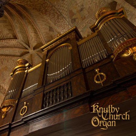 Precisionsound Knutby Church Organ, sample pack for EXS24