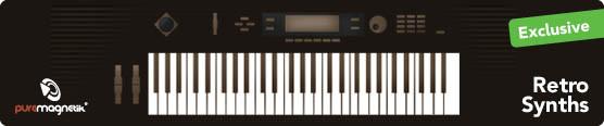Puremagnetik Retro Synths for Ableton