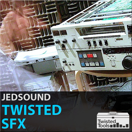Twisted Tools Scapes for Reaktor updated to v1 1 , Jedsound Twisted