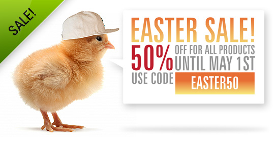FatLoud Easter Sale