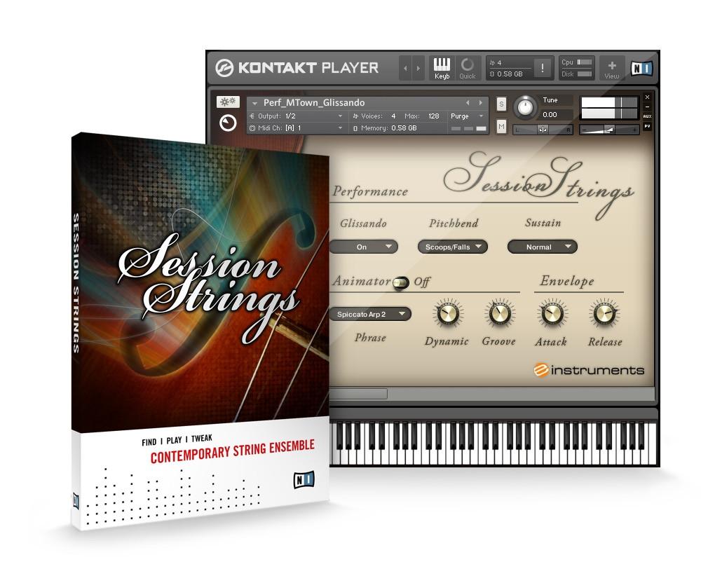 Session Strings Vst Free Download