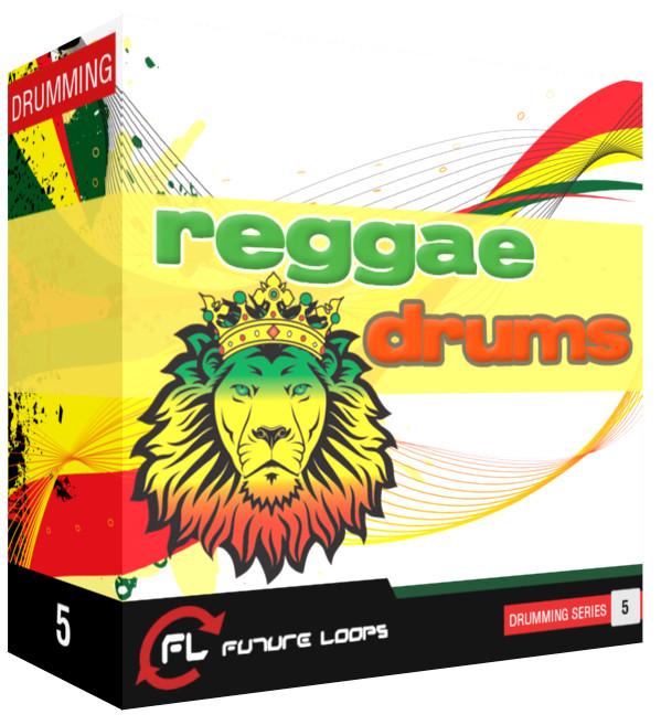 Future Loops Reggae Drums sample pack