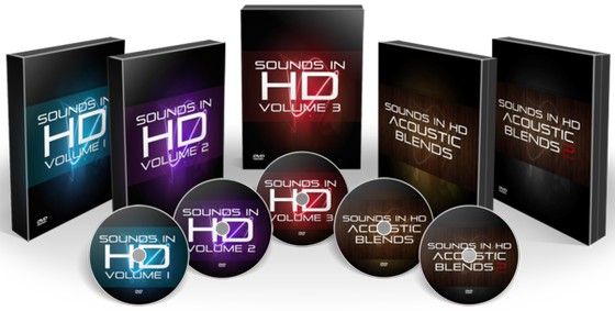 Sounds In HD Complete Bundle