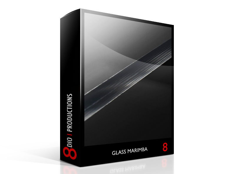 8DIO Productions Glass Marimba free sample library for Kontakt
