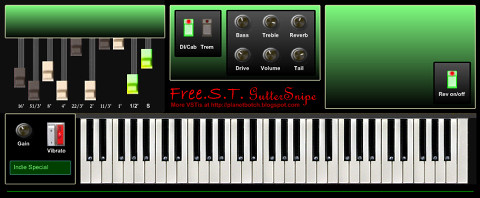 The VST Instruments topic
