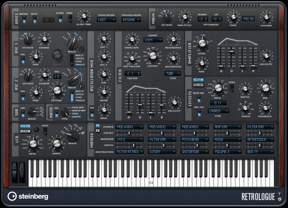steinberg releases cubase 6 5 and cubase artist 6 5 updates come with two brand new synthesizers. Black Bedroom Furniture Sets. Home Design Ideas