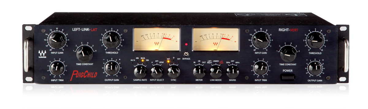 waves puigchild hardware compressor limiter now available. Black Bedroom Furniture Sets. Home Design Ideas