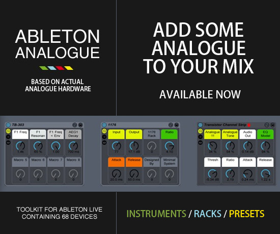 how to create ableton instruments