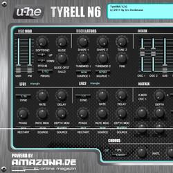 u-he Tyrell N6 v2.0