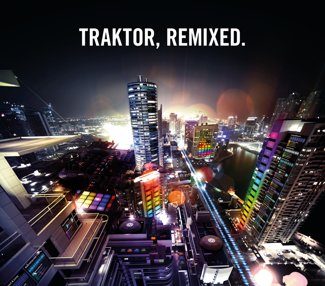 Native Instruments Traktor Remixed free updates, all-new