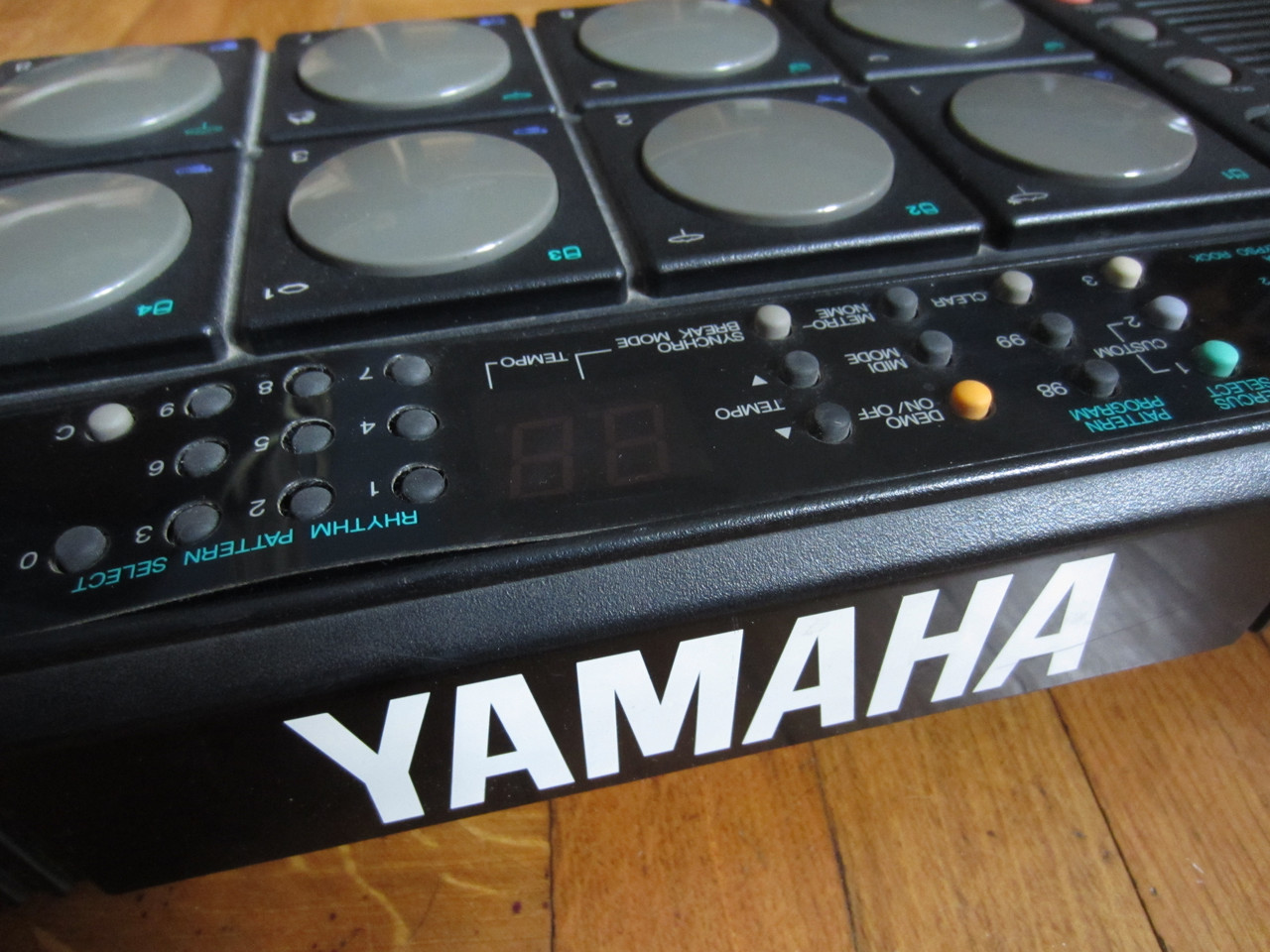 bedroom producers blog yamaha dd 10 toy drum machine sessions. Black Bedroom Furniture Sets. Home Design Ideas
