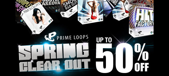 Prime Loops Spring Clear Out