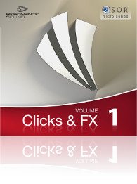 SOR Clicks & FX Vol 1