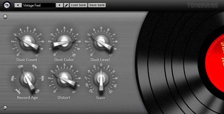 Tonebytes Vinyl Free Vst Effect Plugin For Windows