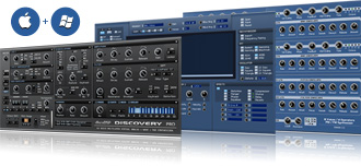 discoDSP Synthesizer Legacy Bundle